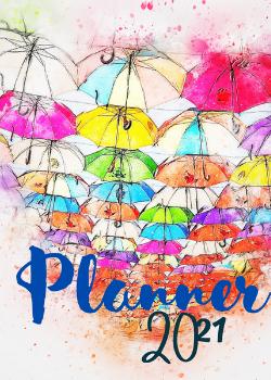 Planner Estrelari 2021 Umbrellas