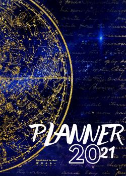 Planner Estrelari 2021 Universe