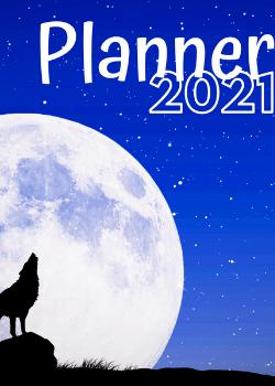Planner Estrelari 2021 2022 Wolf