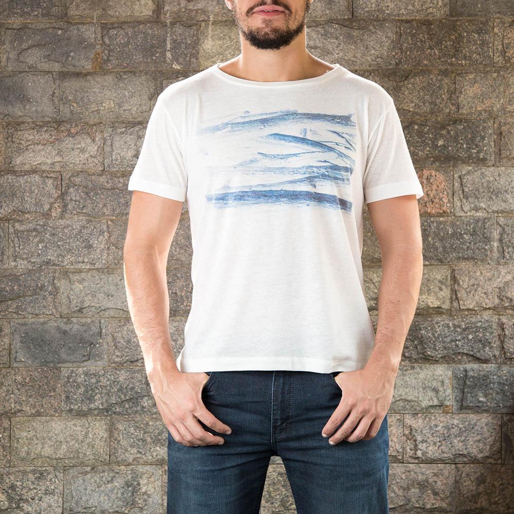 Camiseta Canoa Branca