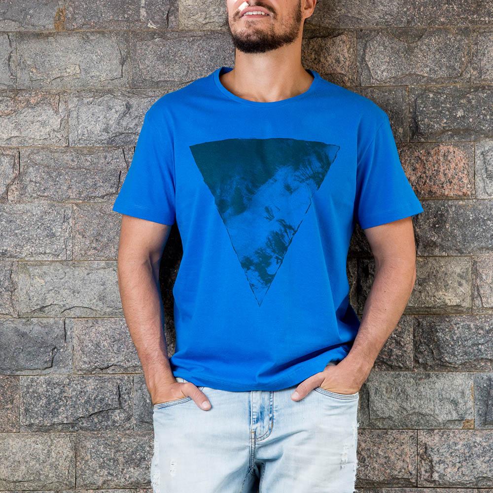 Camiseta Vbrüm Azul