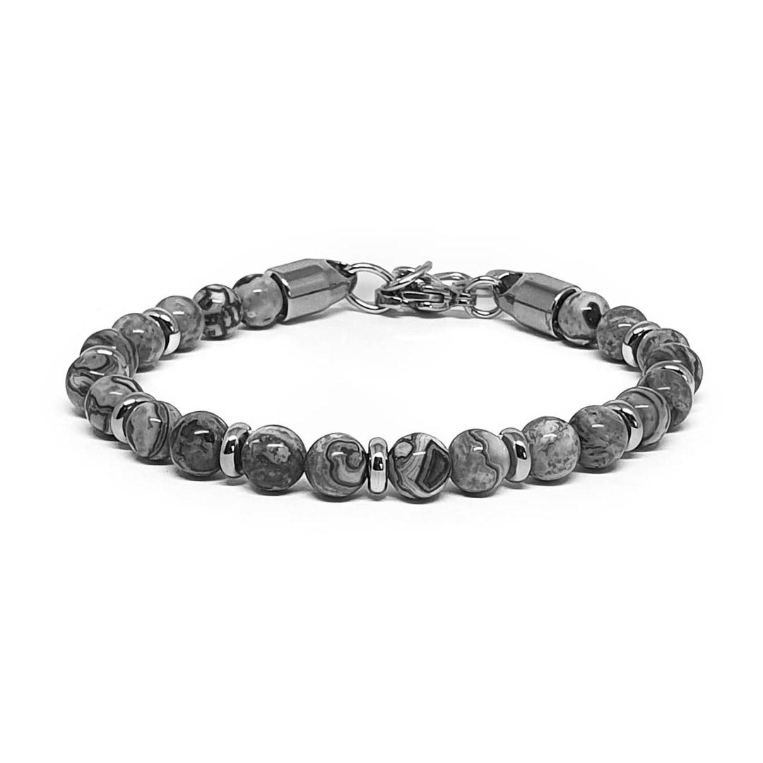 Pulseira Rocks - Grey
