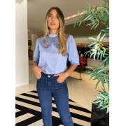 Blusa sophia Azul -