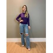 Calça jeans rider Azul -