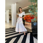 Conjunto candy laise transversal Off white -