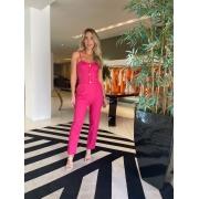 Macacão classy Pink -