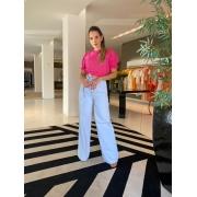 Pantalona alta paula bohan Jeans -