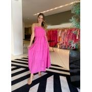 Vestido Alicia Rosa -