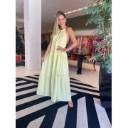 Vestido Amora Amarelo -