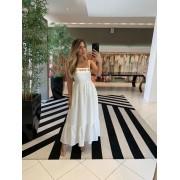 Vestido Angelina Off White -