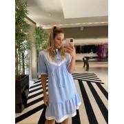 Vestido bianca Azul -