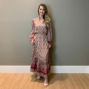 Vestido judite Multicolor -