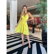 Vestido julia Amarelo -