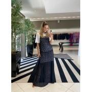 Vestido mari Preto -