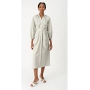 Vestido monique Bege -