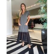 Vestido Naty Mescla -