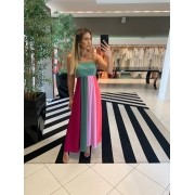 Vestido Nicole Colors -