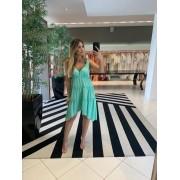 Vestido Savana B Verde -