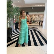 Vestido Savana Verde -