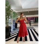 Vestido Sibeli Telha