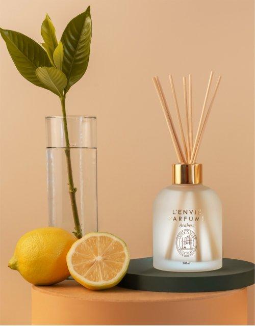 Difusor de perfume Citrus verbena -
