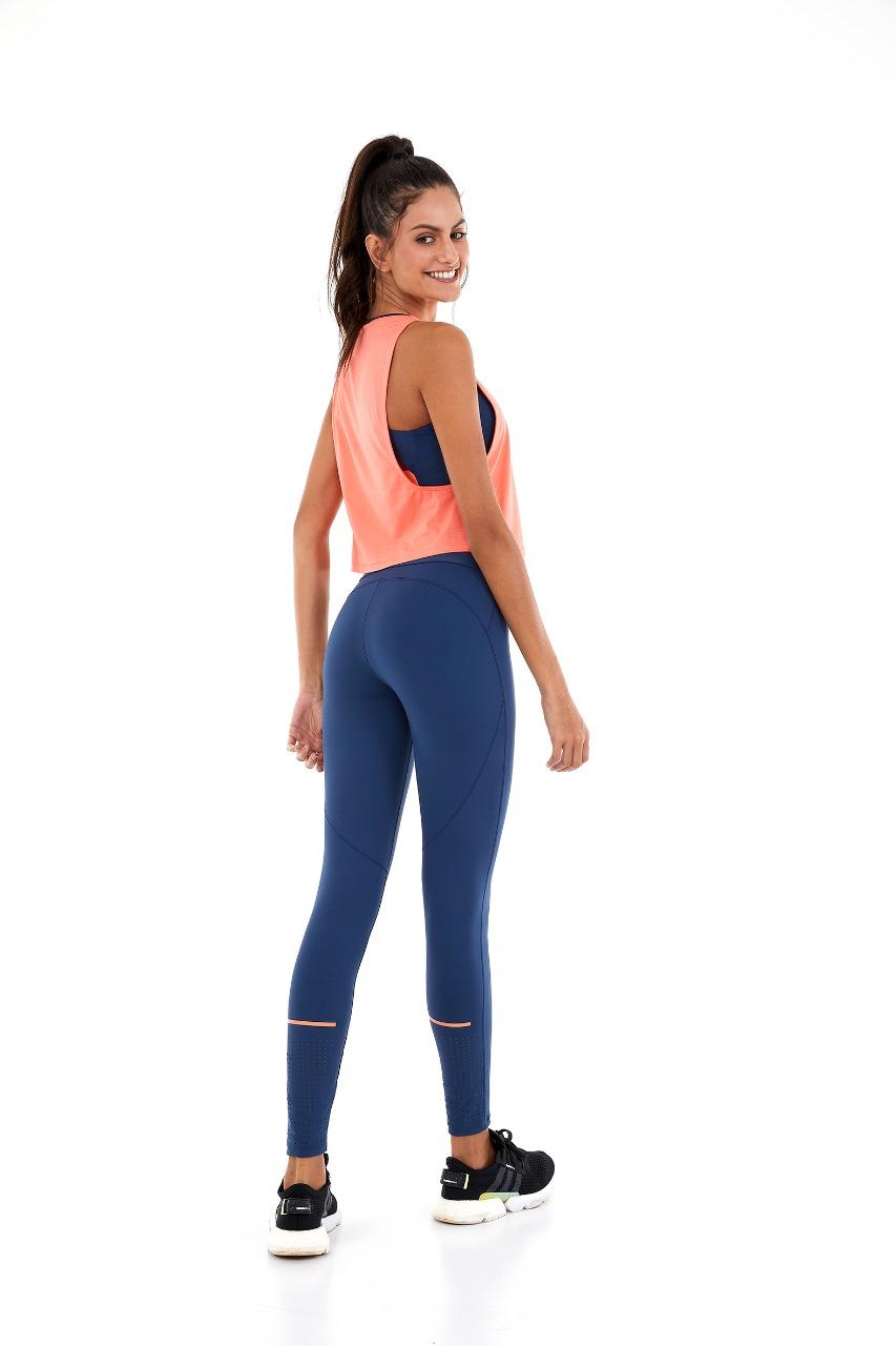 Regata walk stretch run for fun Laranja melon -