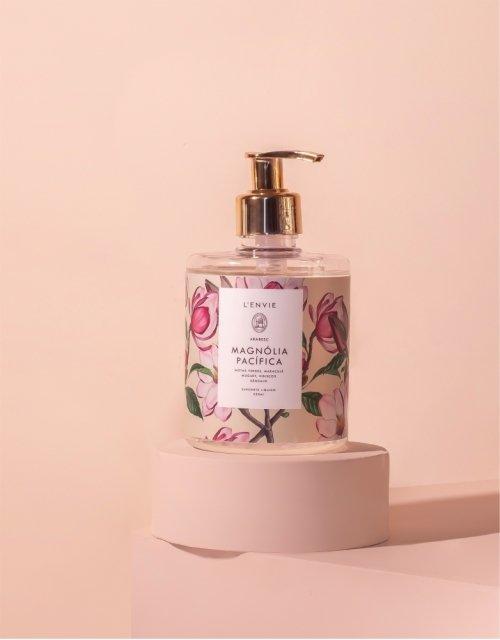 Sabonete liquido Magnolia pacifica -