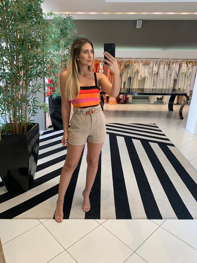 Shorts Jessica Caqui -