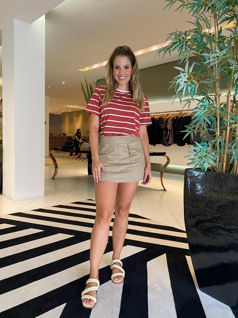 Shorts Nicole Bege -