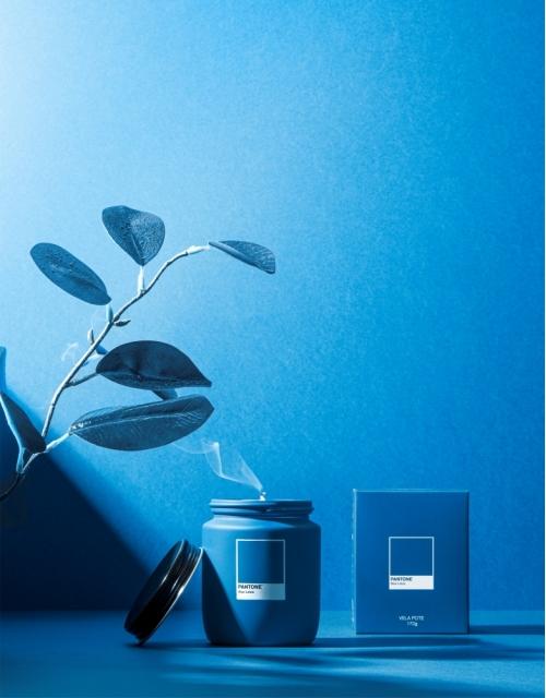 Vela pote Blue Lotus -