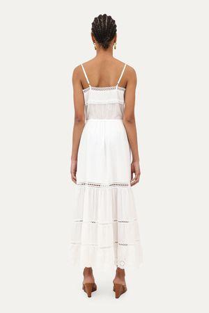 Vestido Caprese Off white -