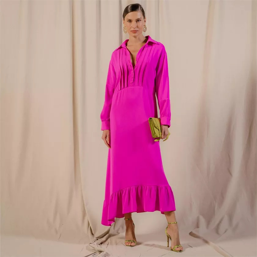 Vestido Fabia Pink -