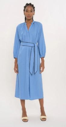 Vestido ingrid Azul -