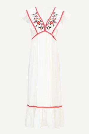 Vestido Jussara Off white -