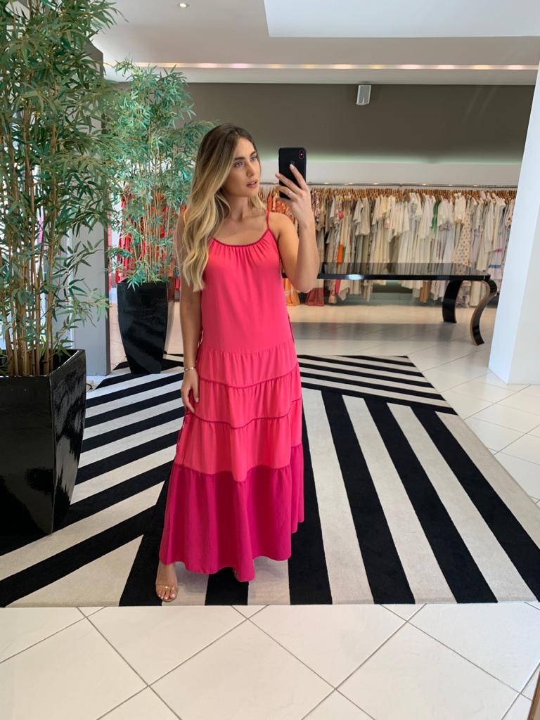Vestido Maite B Pink -
