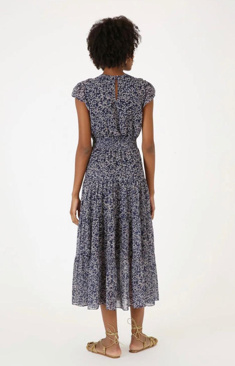 Vestido Priscila Azul -