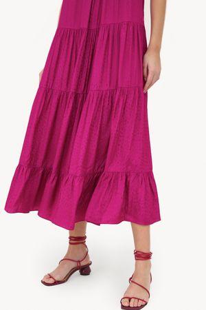 Vestido Priscila Roxo -