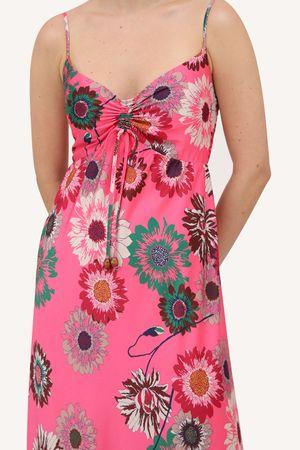 Vestido Sunflower Rosa -