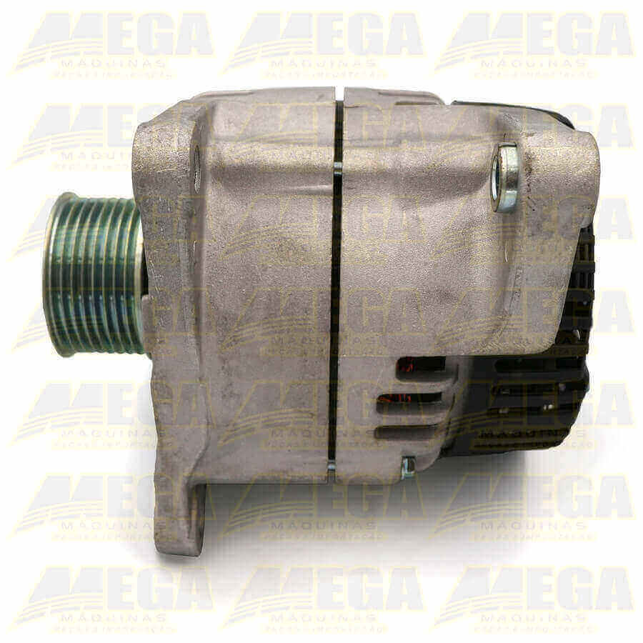 Alternador Escavadeira JCB Completo 24V 55Amp 320/08678 32008678