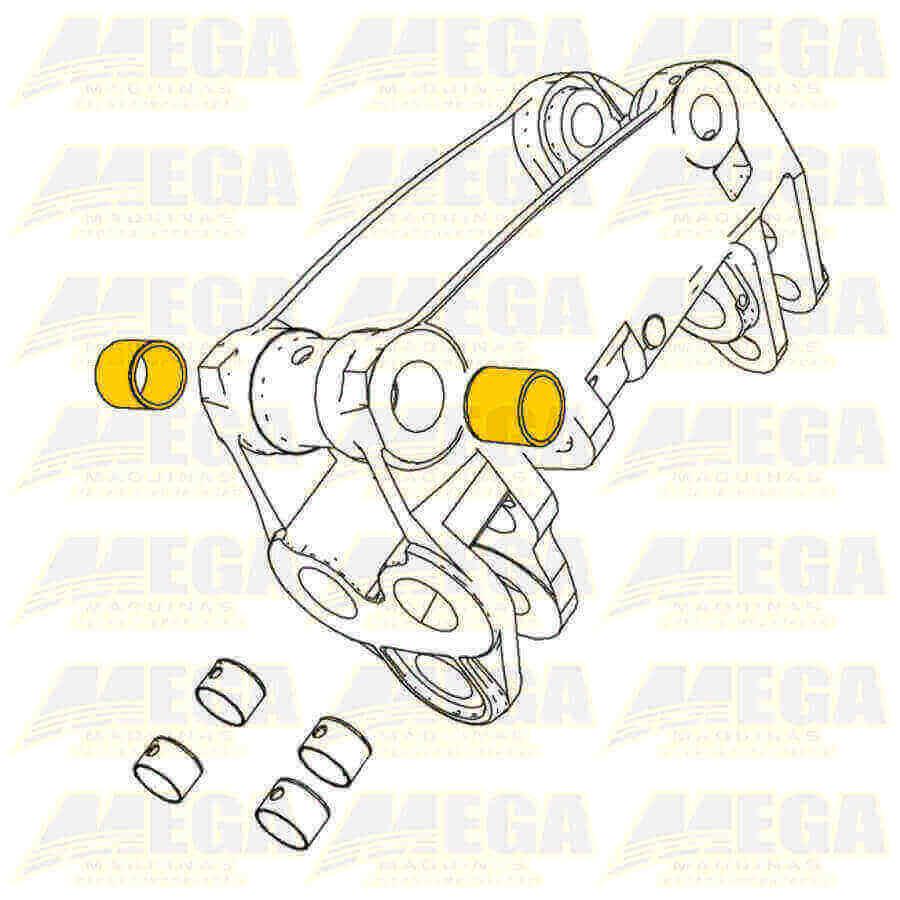 Bucha Bronze 808/00385/B 80800385B