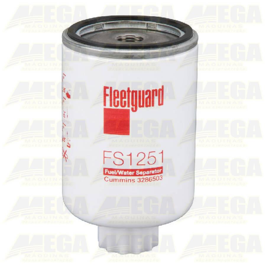 Filtro de Combustível Com Separador FS1251