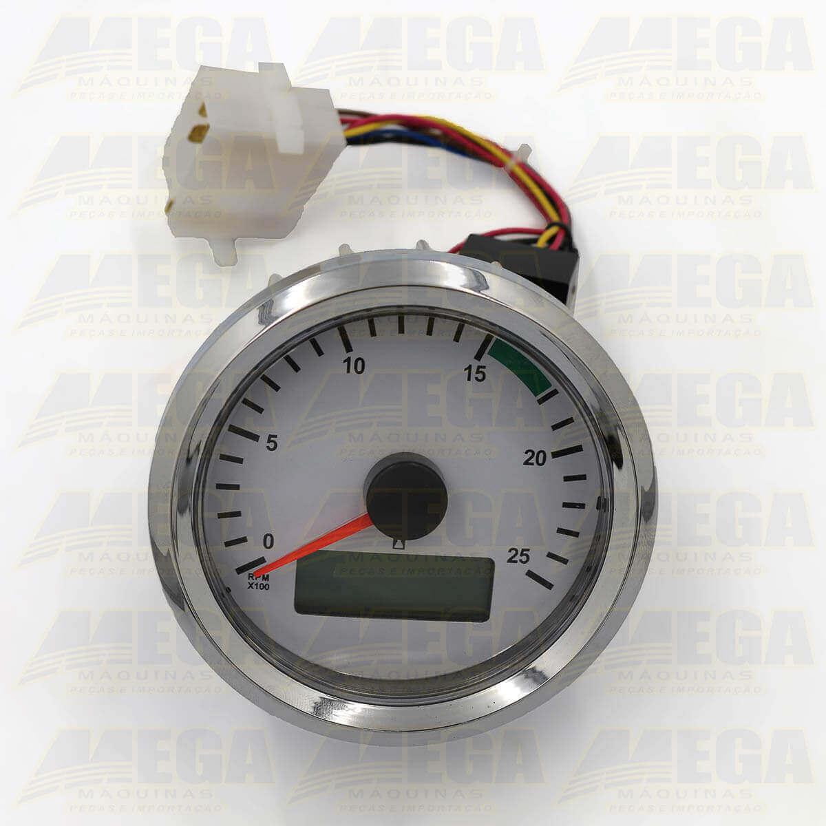 Horímetro Digital com Conta Giros - 704/50227