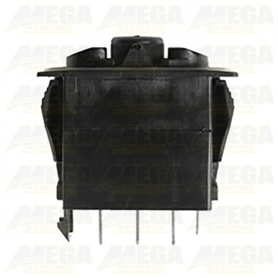 Interruptor de 4 Pinos 12v 701/60006 70160006