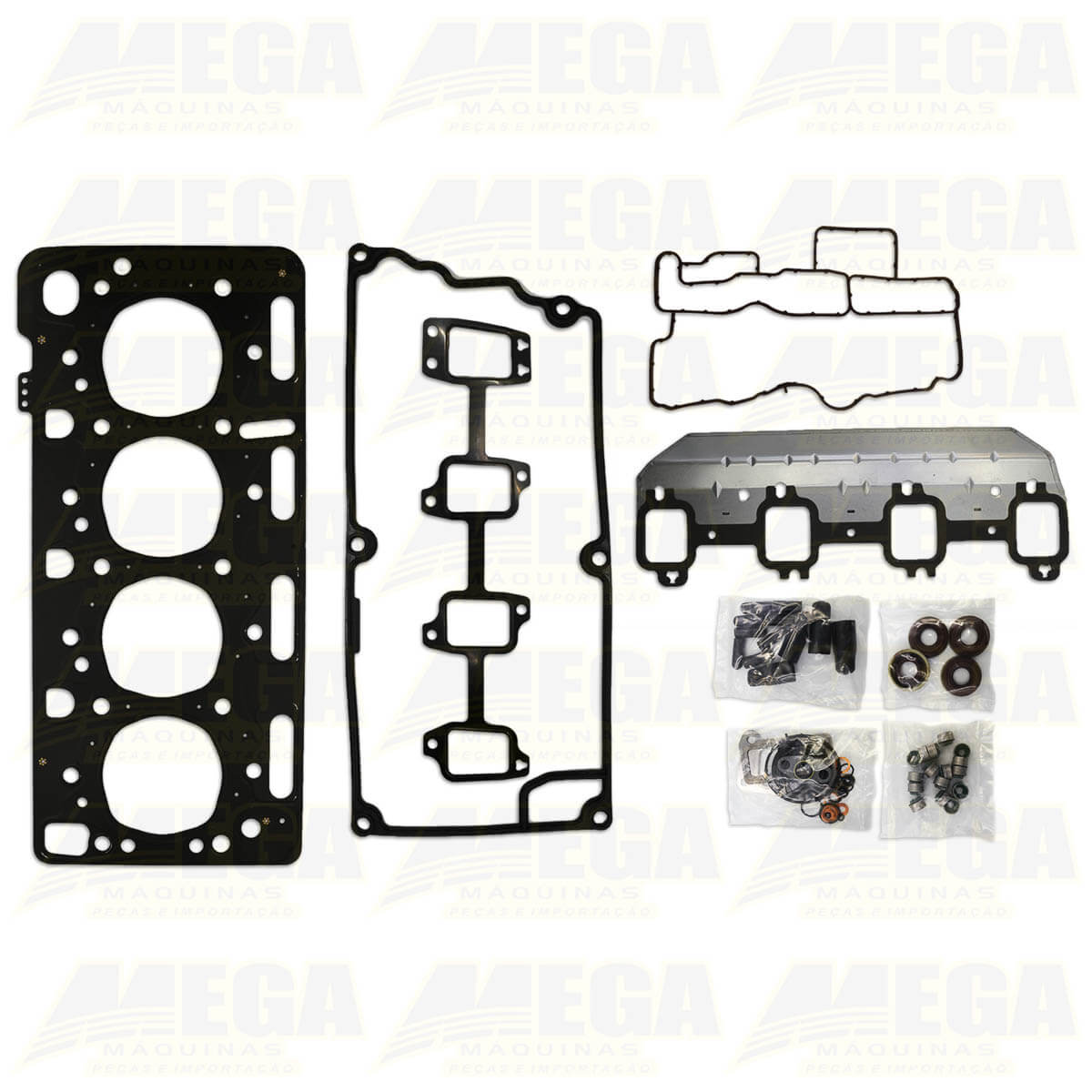 Jogo de Juntas Superior Turbinado Motor DieselMax 444 - 320/09382