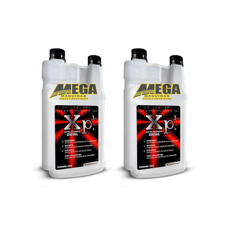 Kit 2 Aditivos para Óleo Diesel XP3 Extra - 559D393