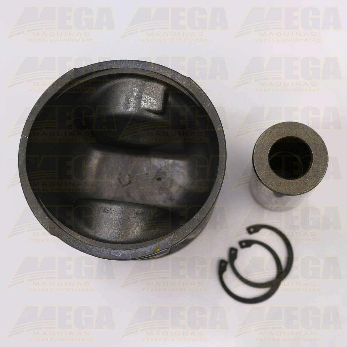 Kit Pistão com Anéis Motor DieselMax 444 Aspirado 320/09210 32009210