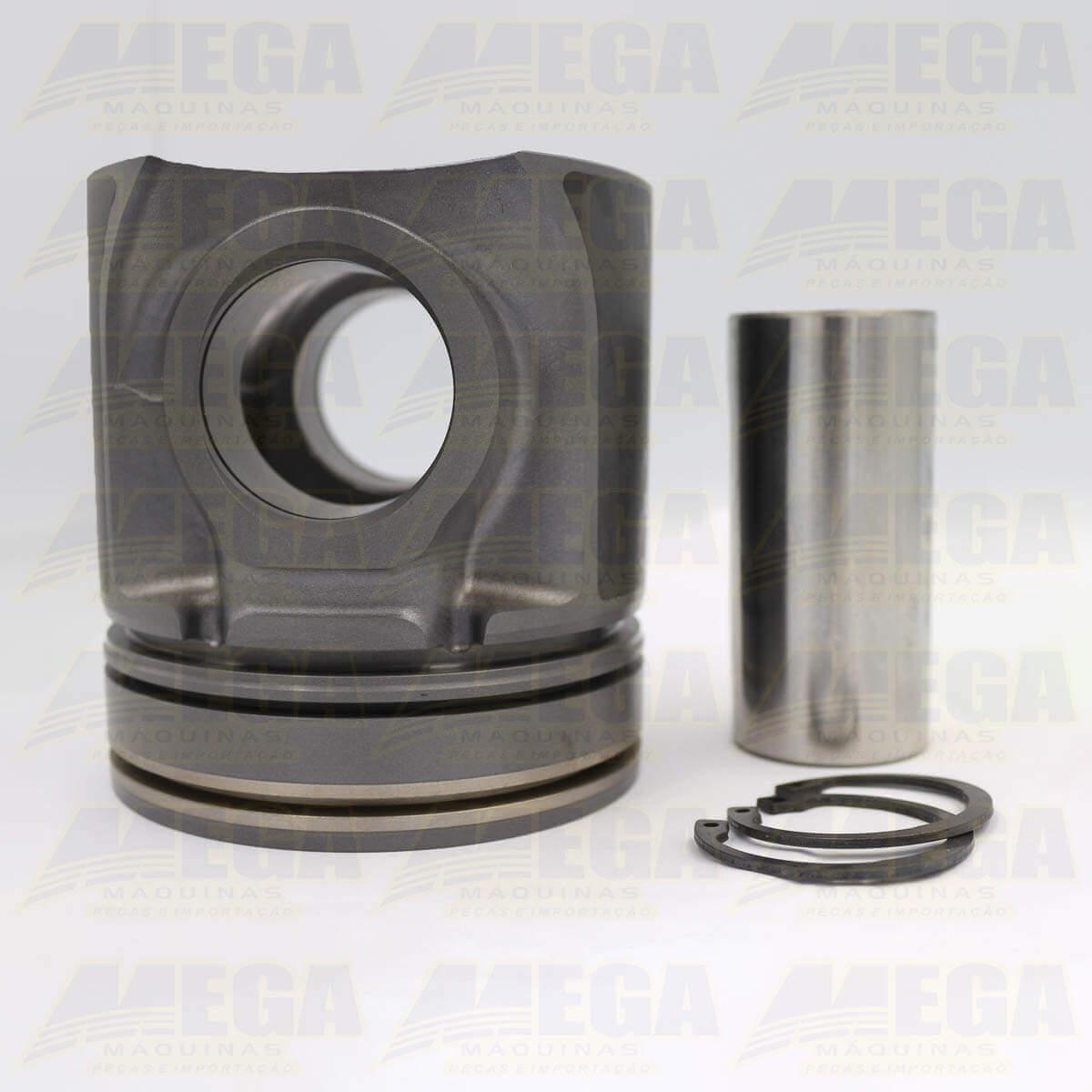 Kit Pistão com Anéis Motor DieselMax 444 Aspirado - 320/09210