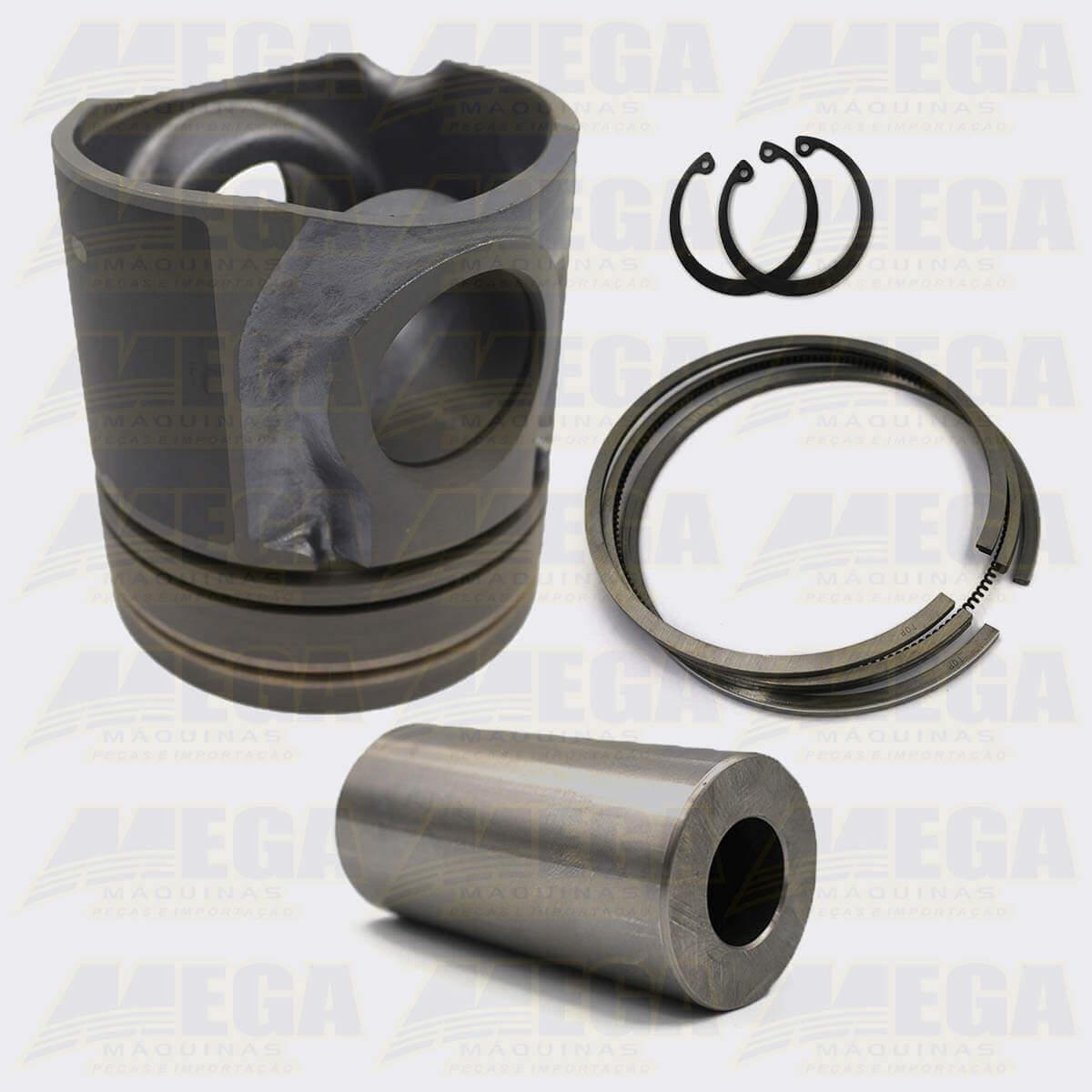 Kit Pistão com Anéis Motor DieselMax 444 Turbo - 320/09211
