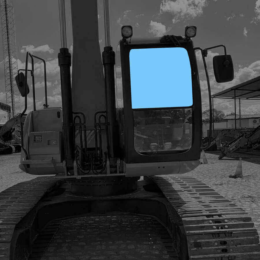 Vidro Frontal Superior JS200 (Antes de 08/2012) JHN0178