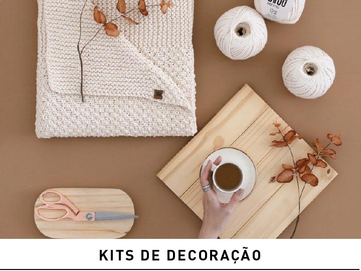 kits de decoração